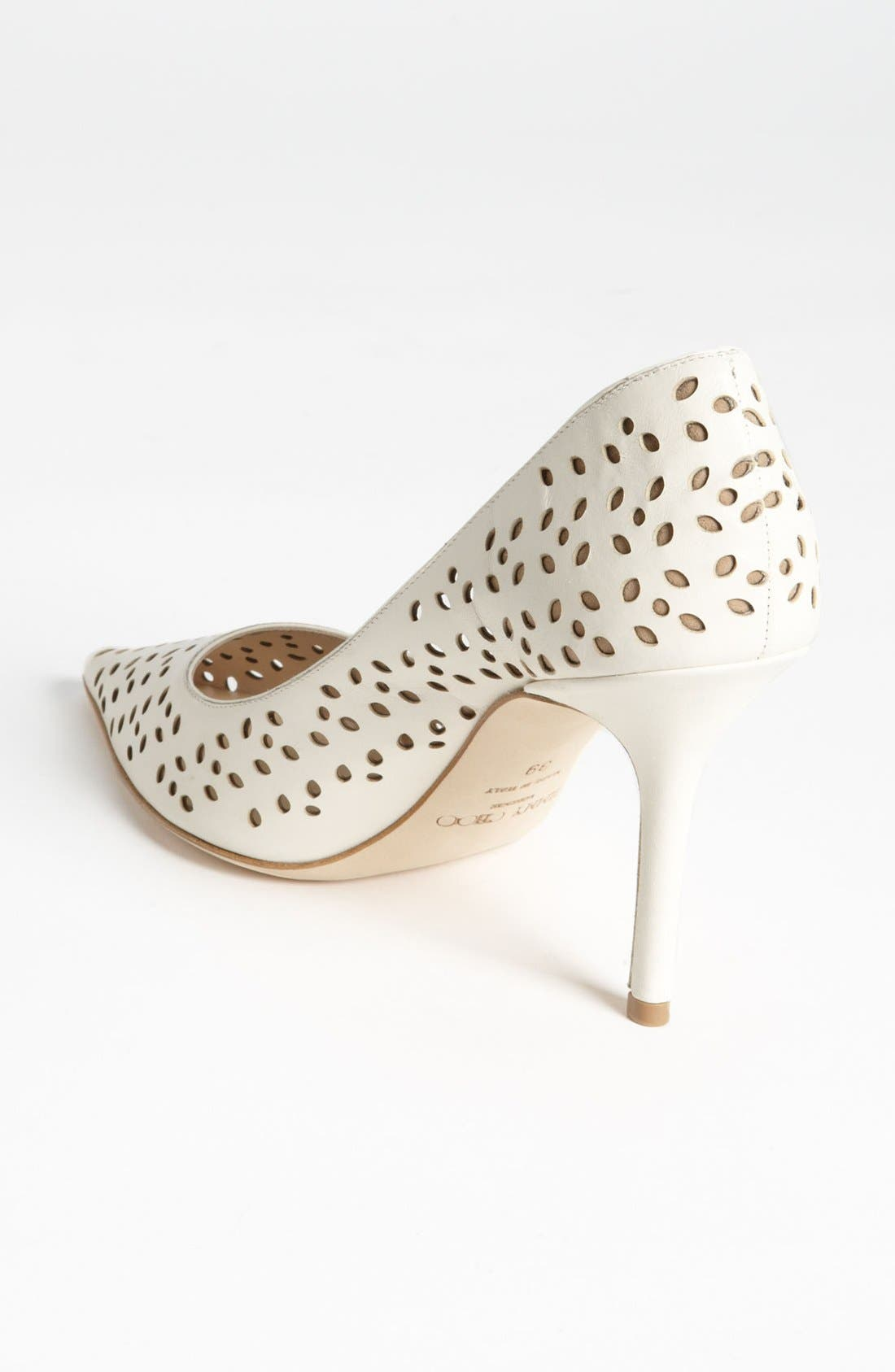 Alternate Image 2  - Jimmy Choo 'Agnes' Perforated Pump