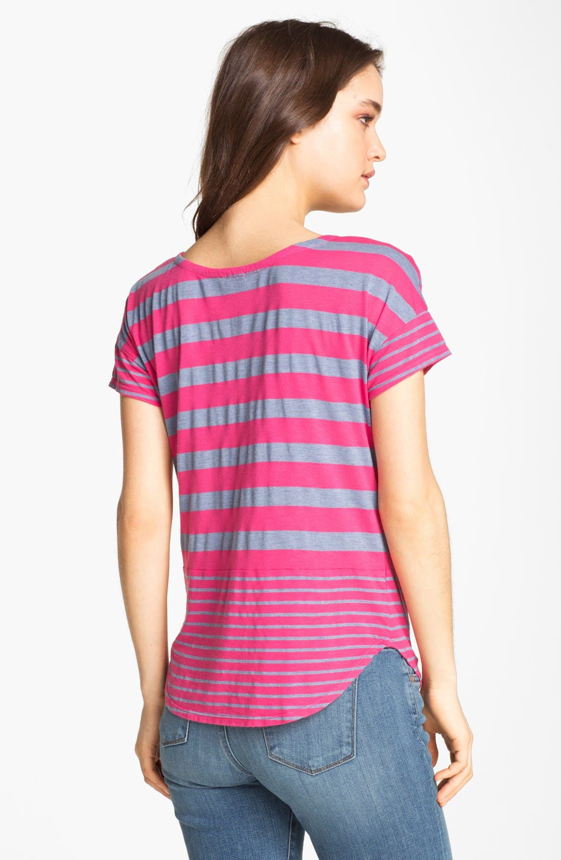 Alternate Image 2  - Splendid Twin Stripe Tee