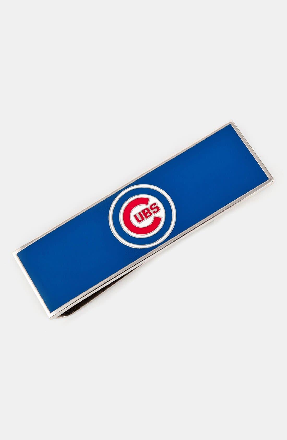 Main Image - Cufflinks, Inc. 'Chicago Cubs' Money Clip