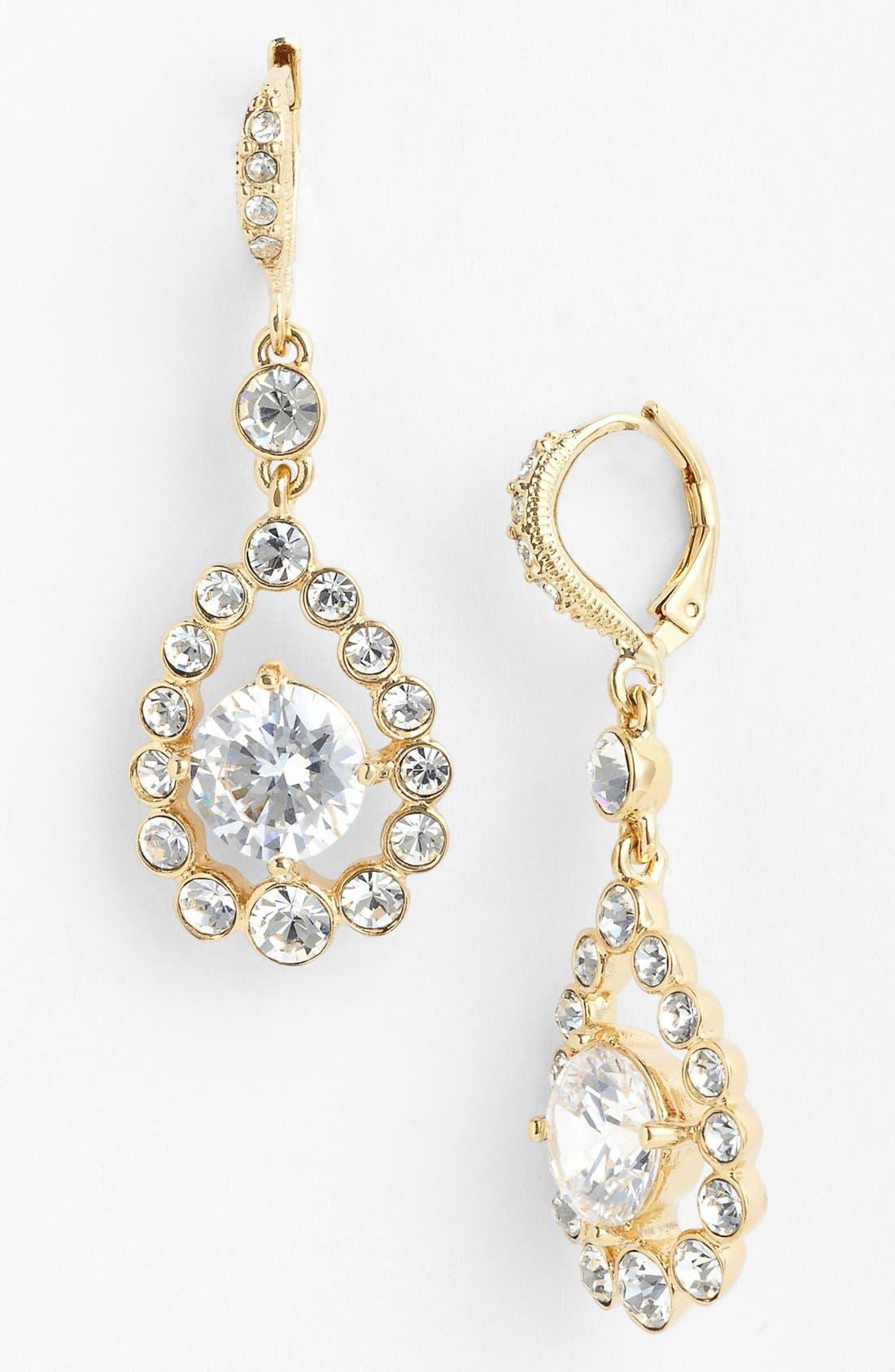 Main Image - Givenchy Teardrop Earrings
