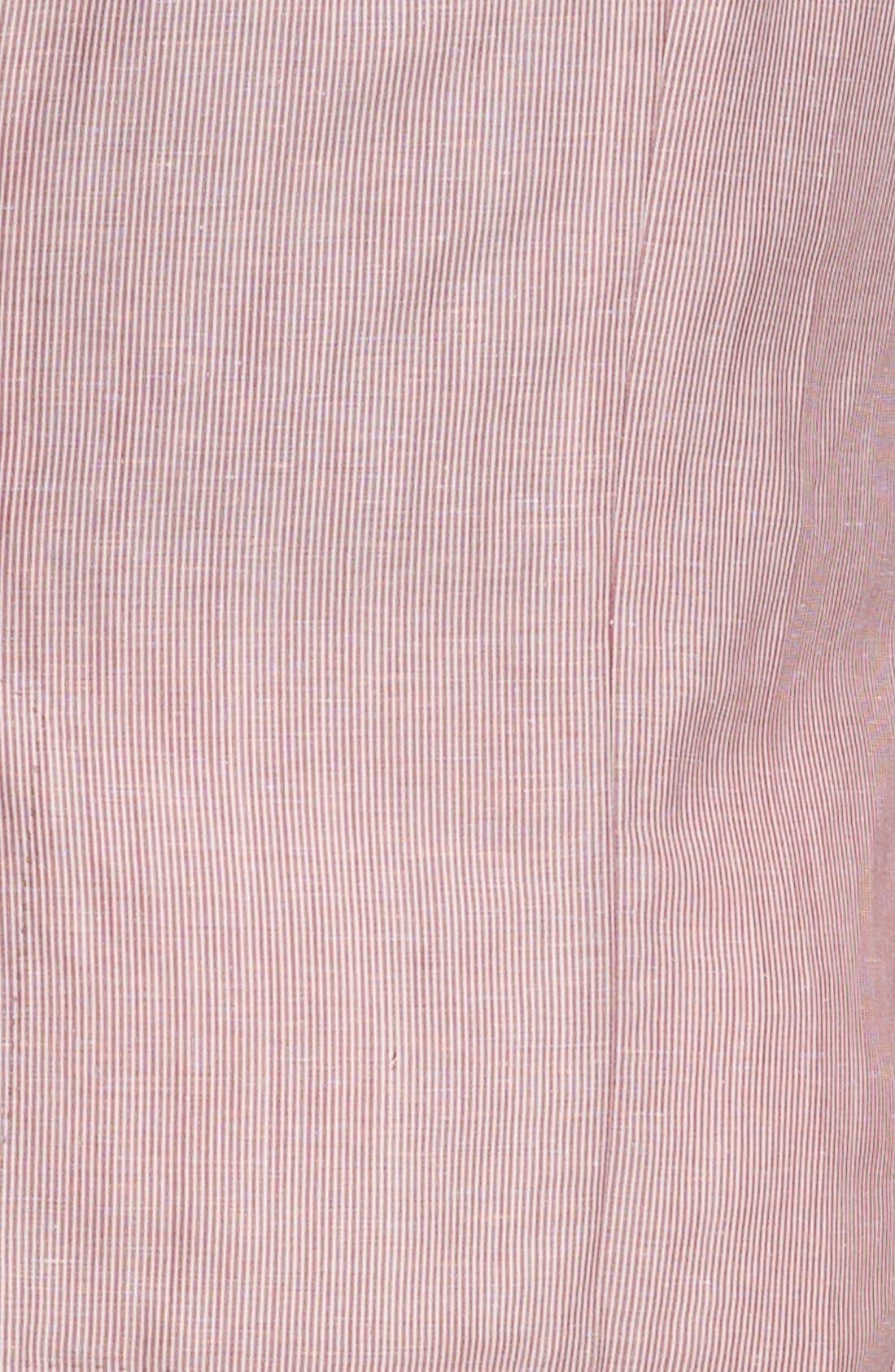 Alternate Image 3  - BOSS HUGO BOSS 'Miles' Trim Fit Stripe Sportcoat