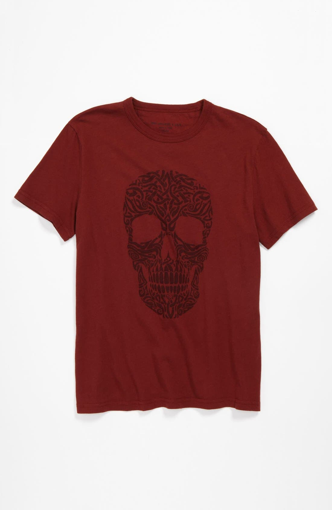 Alternate Image 1 Selected - John Varvatos Star USA 'Skull' T-Shirt (Big Boys)