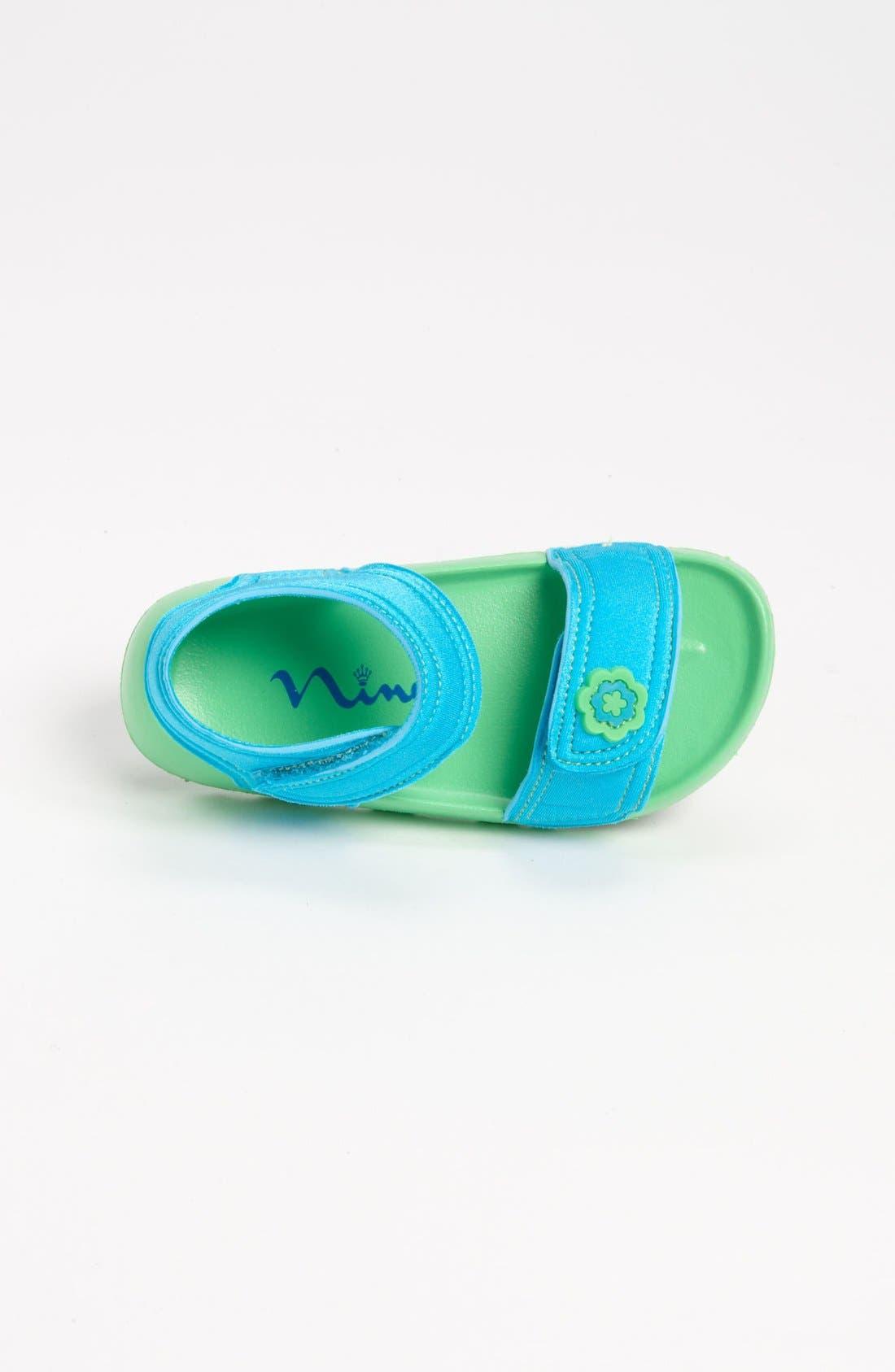 Alternate Image 3  - Nina 'Delite2' Neoprene Sandal (Walker & Toddler)