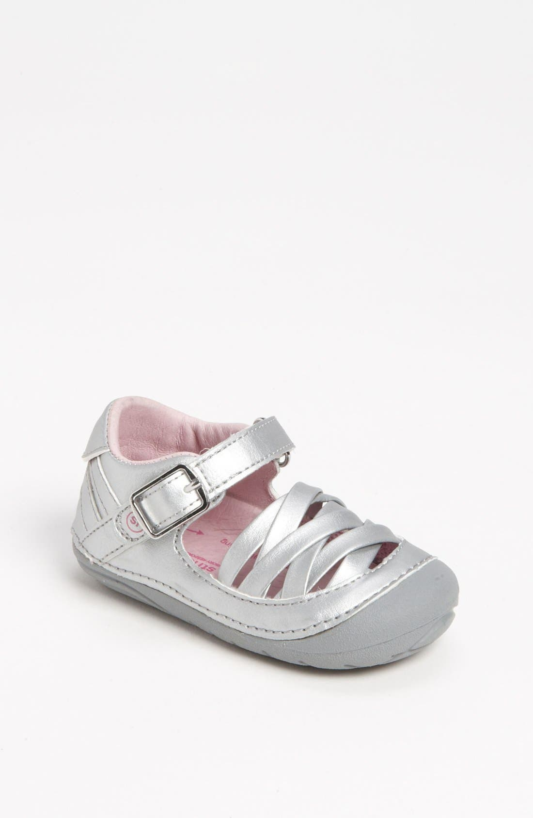 Main Image - Stride Rite 'Bubbles' Mary Jane (Baby & Walker)