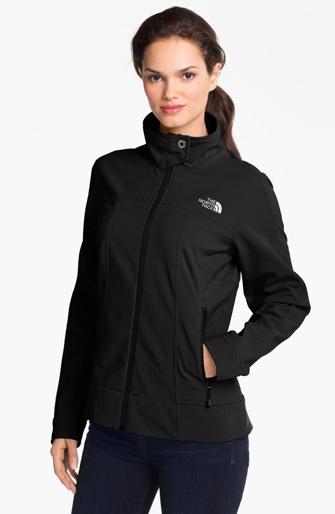 Alternate Image 1 Selected - The North Face 'Calentito' Soft Shell Jacket