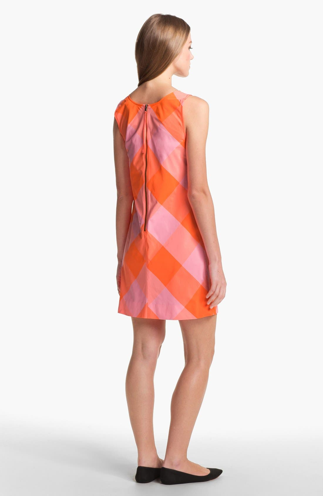 Alternate Image 2  - MARC BY MARC JACOBS 'Stacy' Check Shift Dress