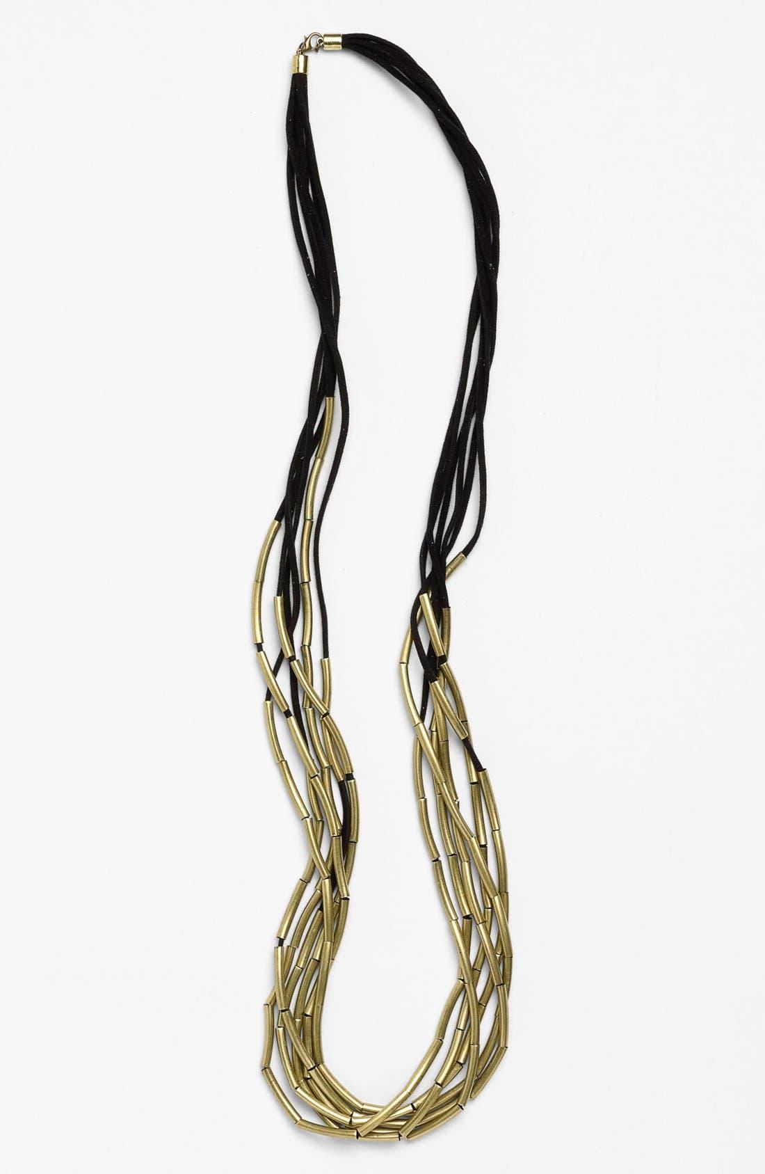 Main Image - Cara Multistrand Necklace