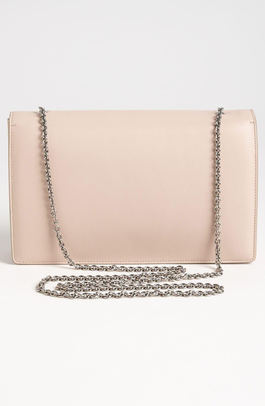 Alternate Image 4  - Salvatore Ferragamo 'Louvre Ginny - Mini' Leather Shoulder Bag