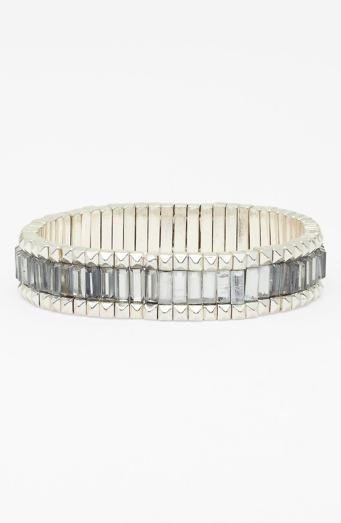 Main Image - Anne Klein Stretch Bracelet