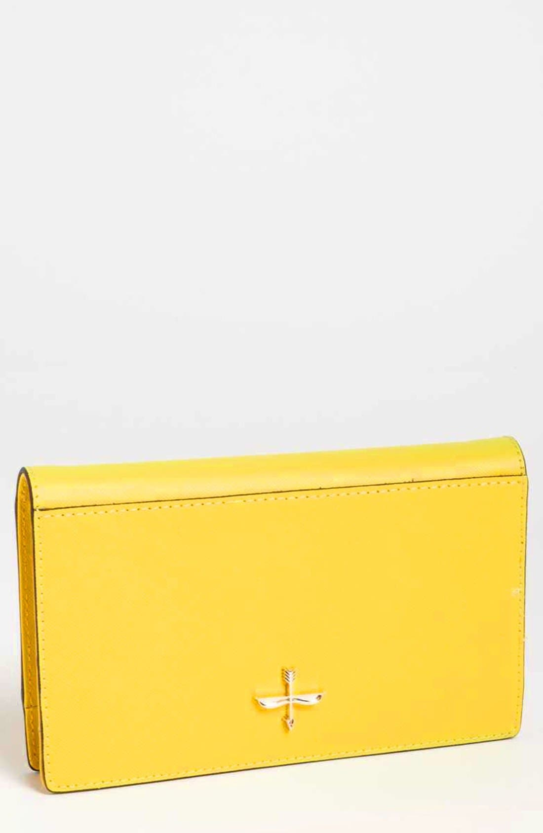 Alternate Image 1 Selected - Pour la Victoire 'Yves' Zip Around Wallet