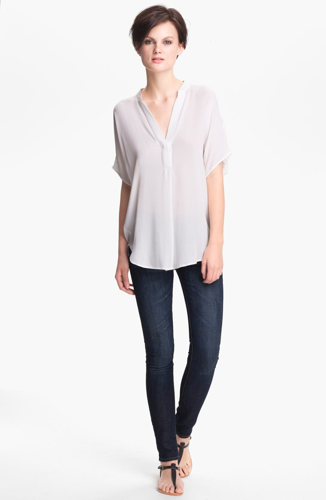 Main Image - Vince Silk Blouse