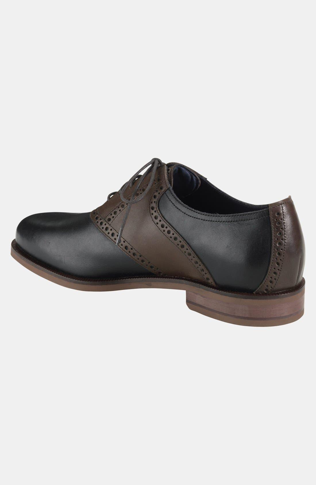 Alternate Image 2  - Cole Haan 'Carter' Saddle Shoe