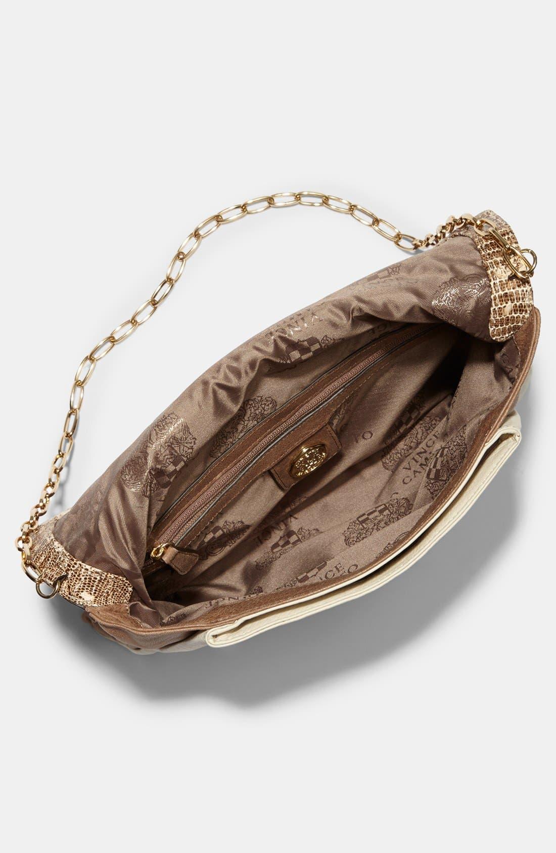 Alternate Image 2  - Vince Camuto 'Julia' Leather Clutch