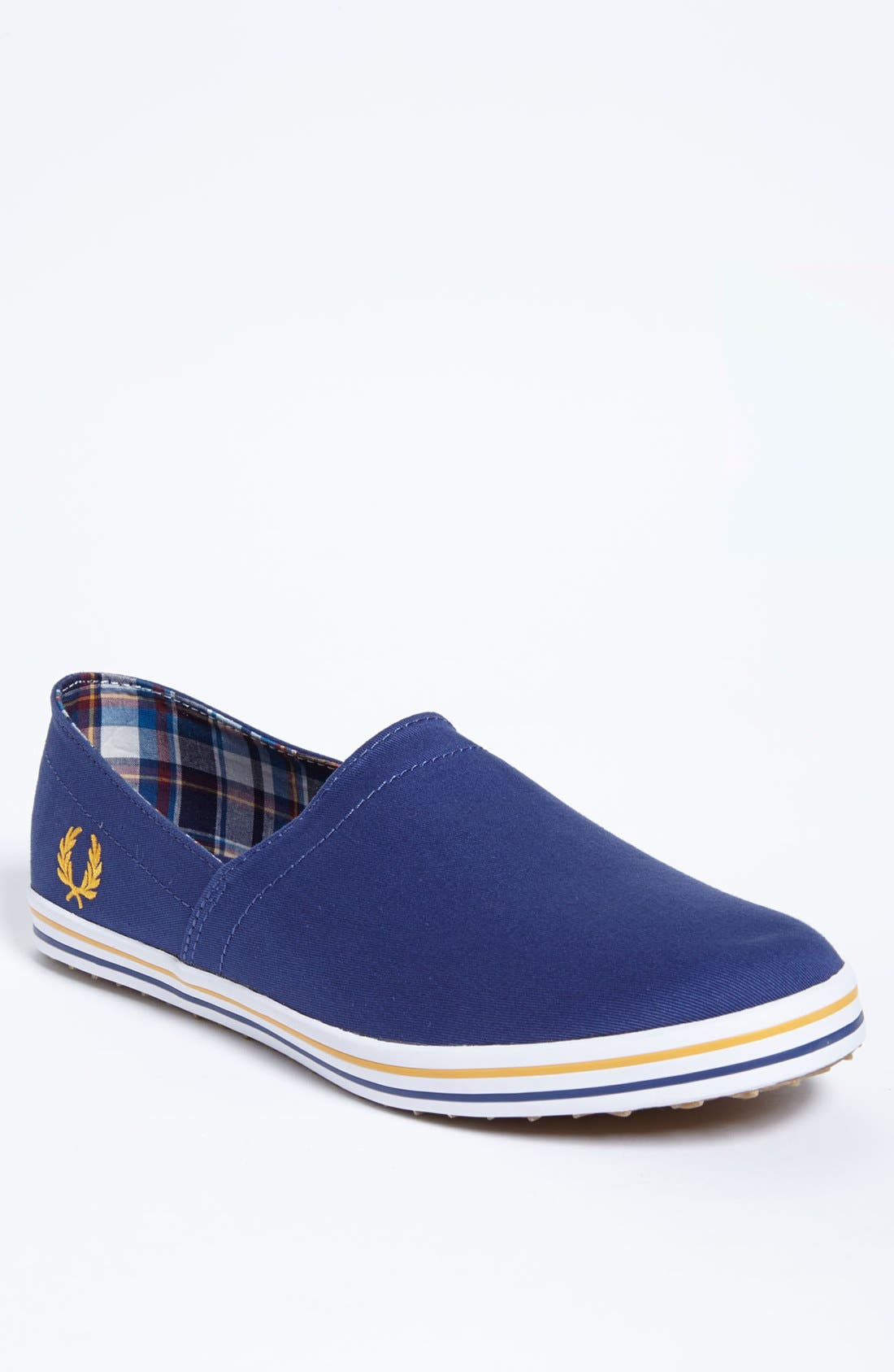 Main Image - Fred Perry 'Kingston Stampdown' Slip-On