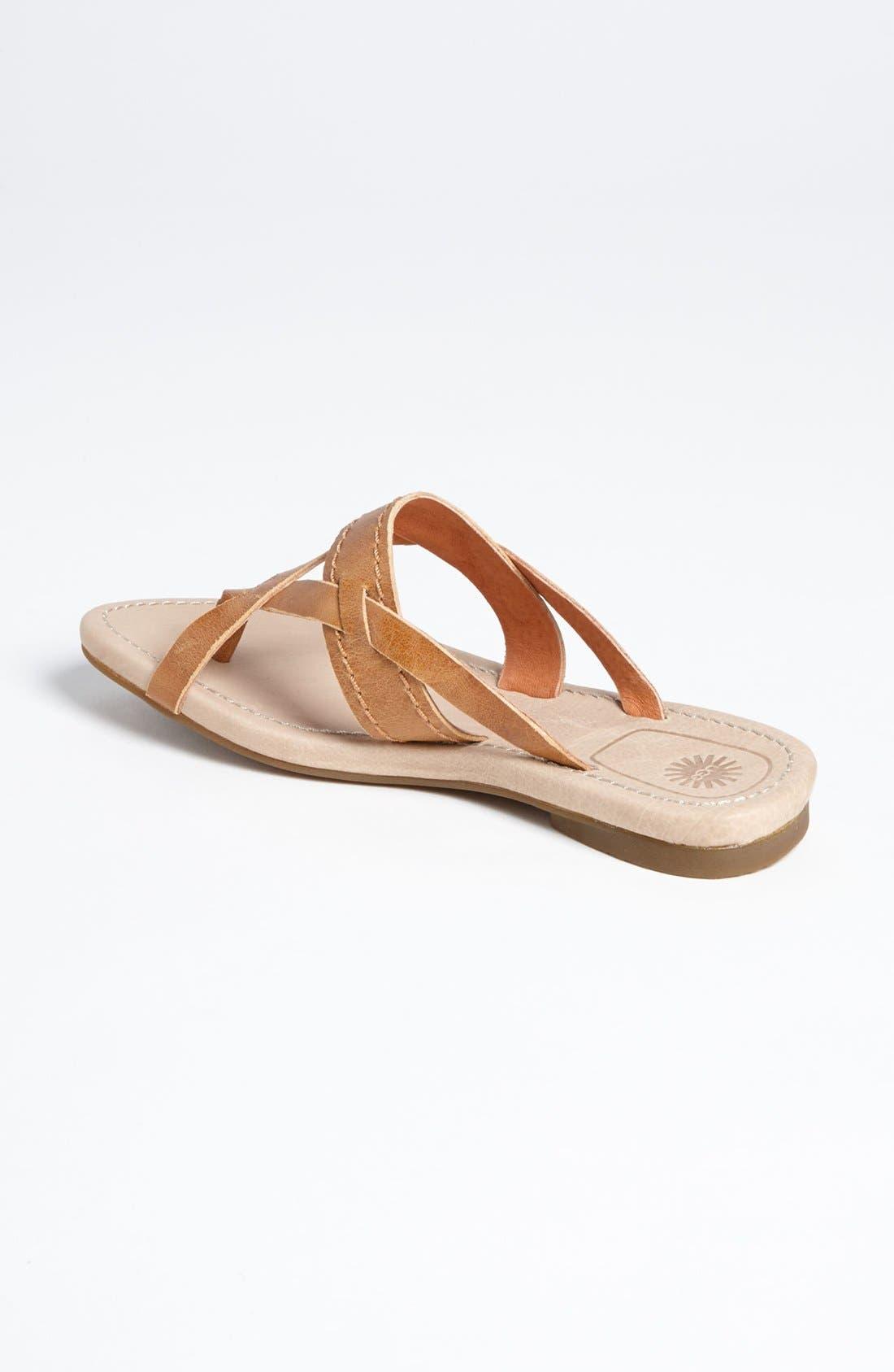 Alternate Image 2  - UGG® Australia 'Mireya' Sandal (Women)