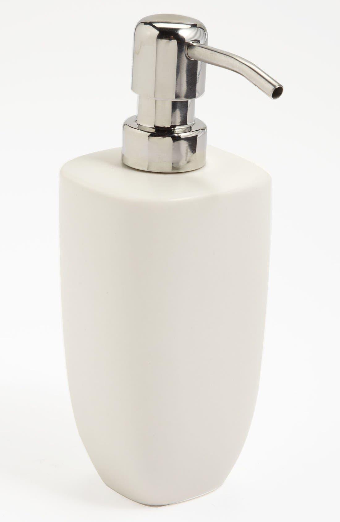 Alternate Image 1 Selected - Waterworks Studio 'Modern Ceramic' Soap Dispenser (Online Only)
