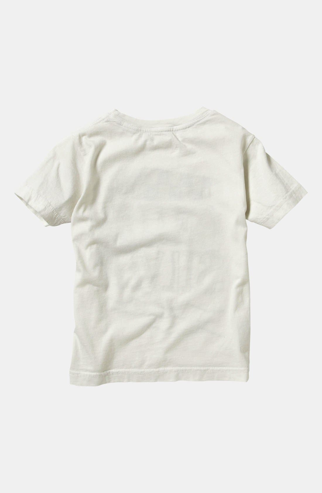 Alternate Image 2  - Quiksilver 'Ambassador Monkey' T-Shirt (Toddler)