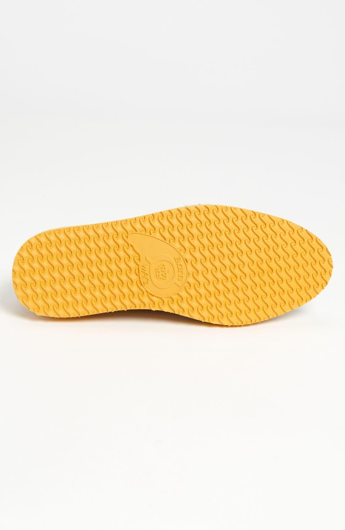 Alternate Image 4  - Børn 'Zander' Venetian Loafer (Men)