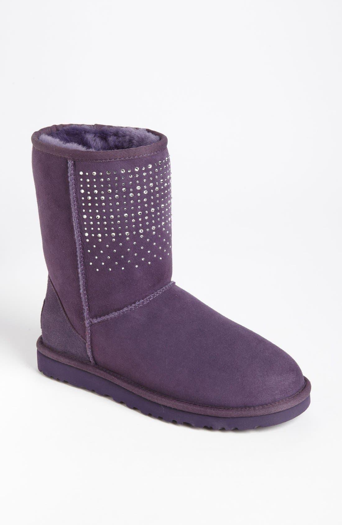 Main Image - UGG® Australia 'Classic Short Bling' Boot (Women)