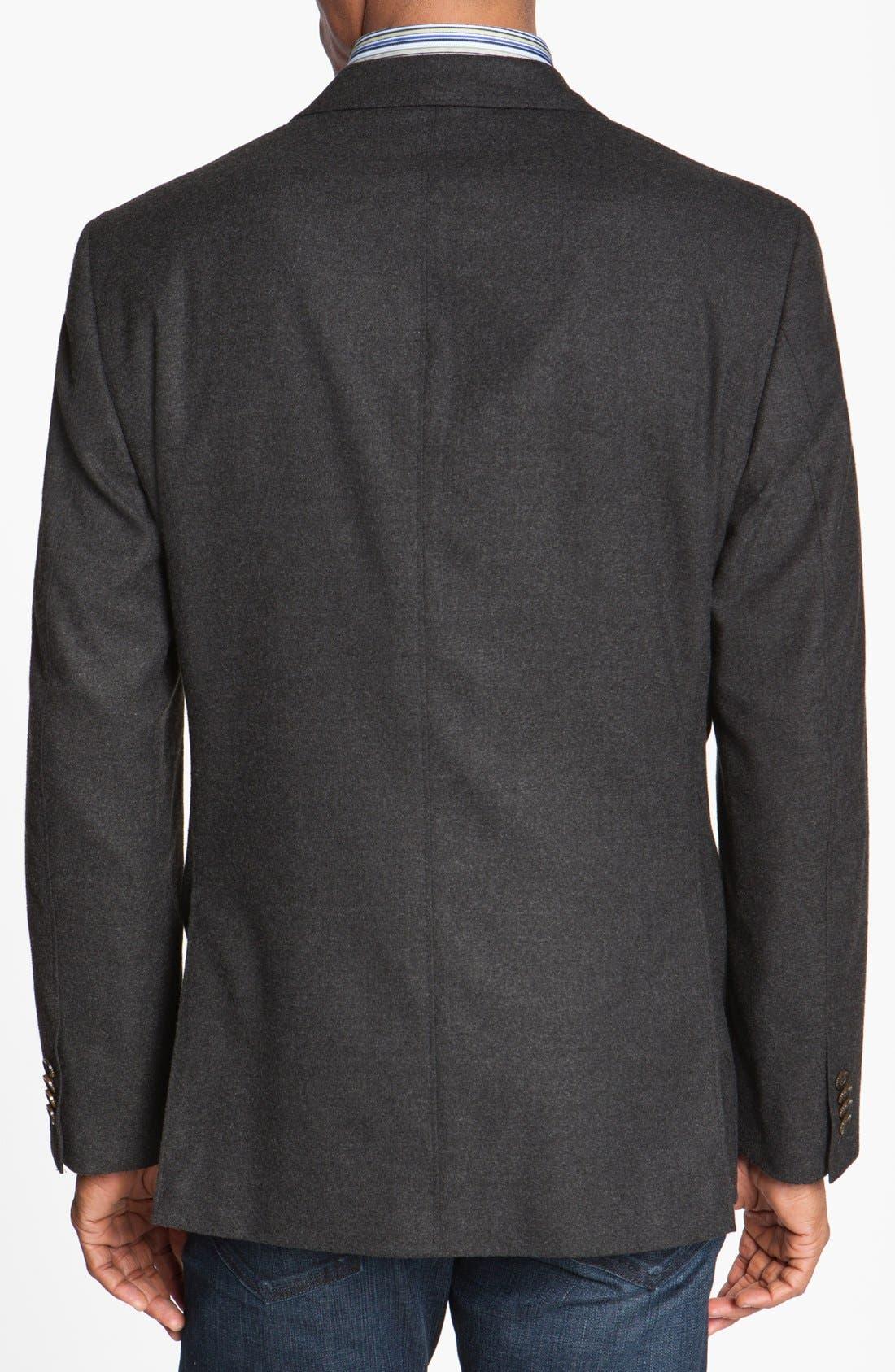 Alternate Image 2  - Kroon 'Cooke' Wool Blend Sportcoat