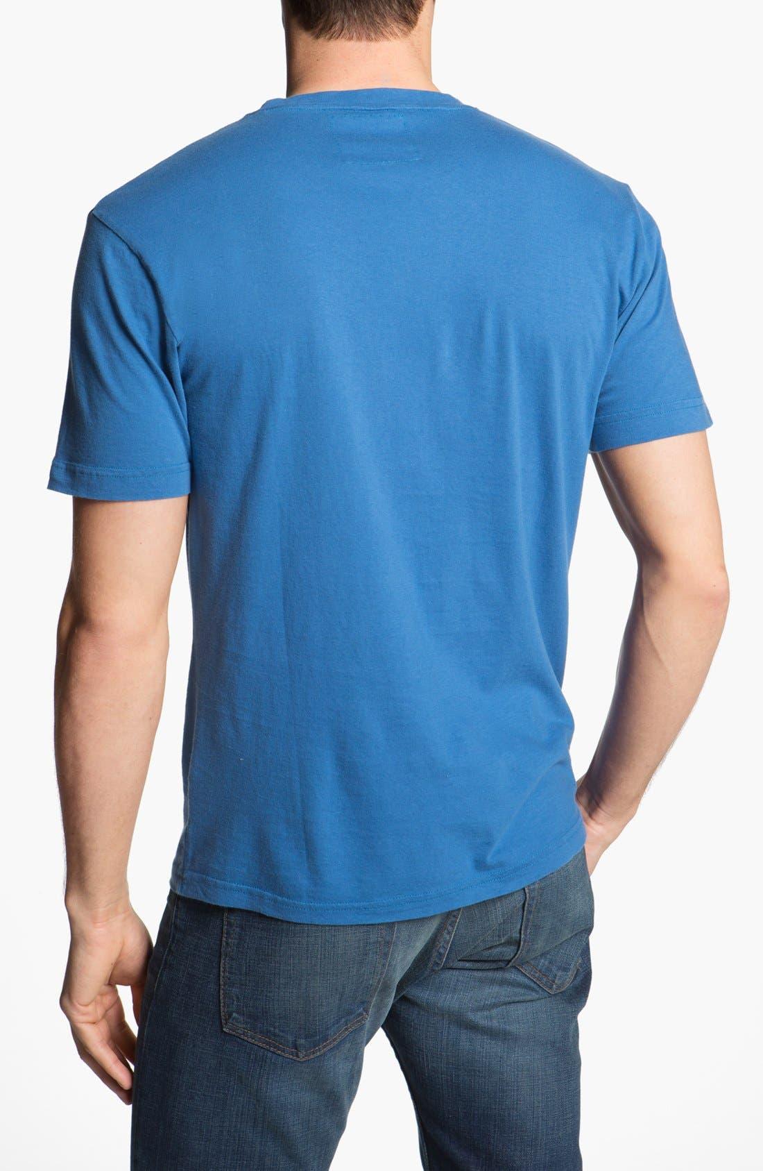 Alternate Image 2  - Red Jacket 'Oilers - Brass Tacks' T-Shirt