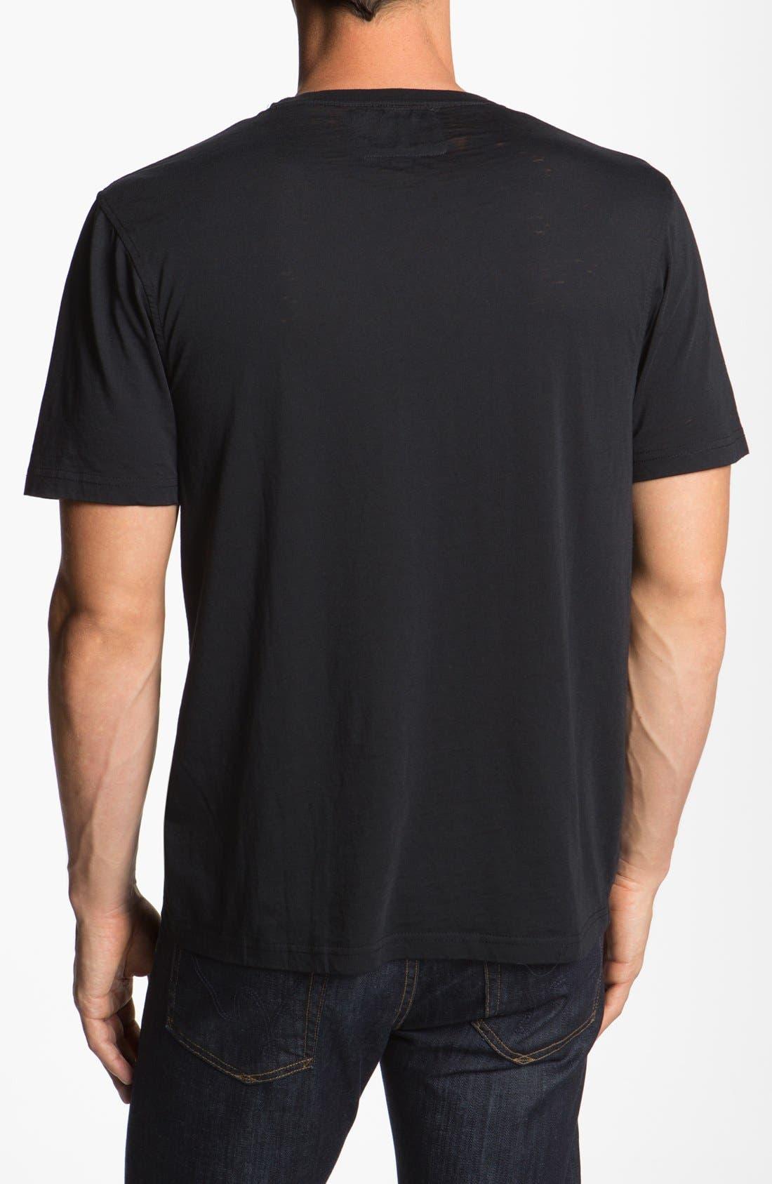 Alternate Image 2  - Red Jacket 'Mets - V-Wood' T-Shirt