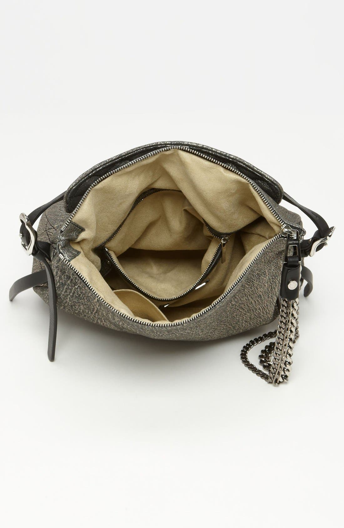 Alternate Image 3  - Jimmy Choo 'Small Boho' Suede Hobo