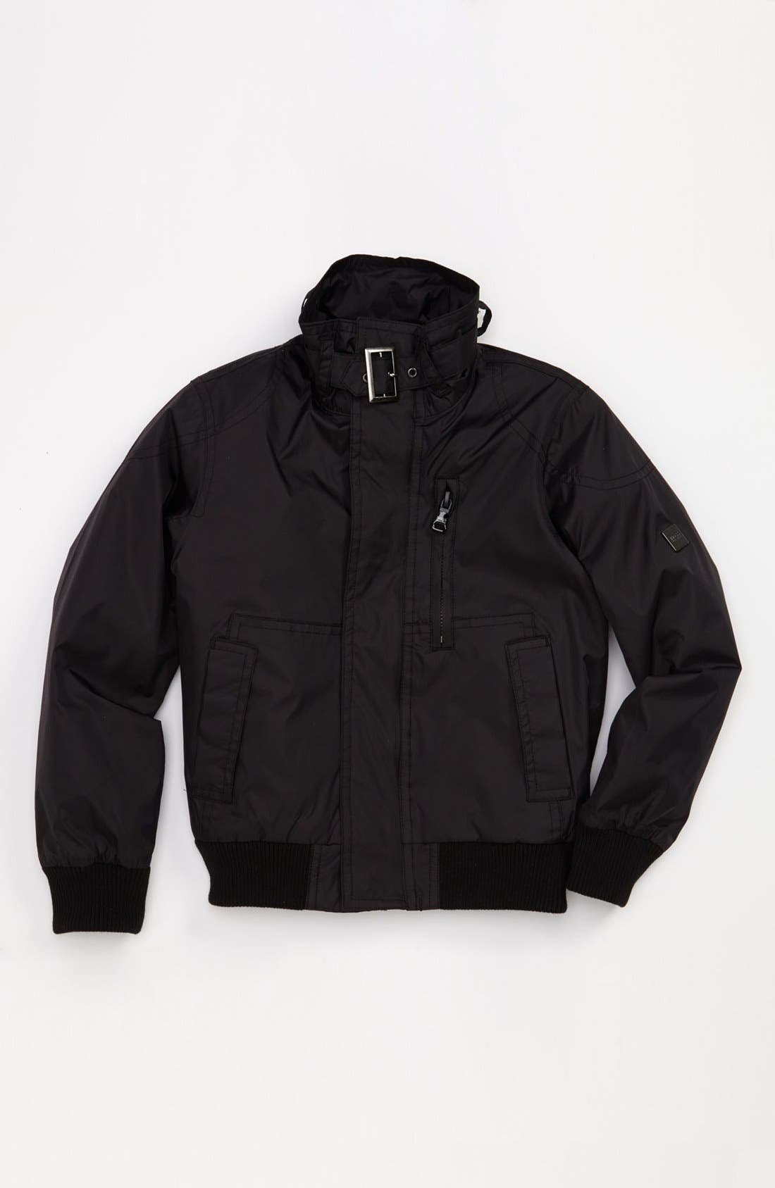 Alternate Image 1 Selected - BOSS Kidswear Windbreaker Jacket (Little Boys & Big Boys)