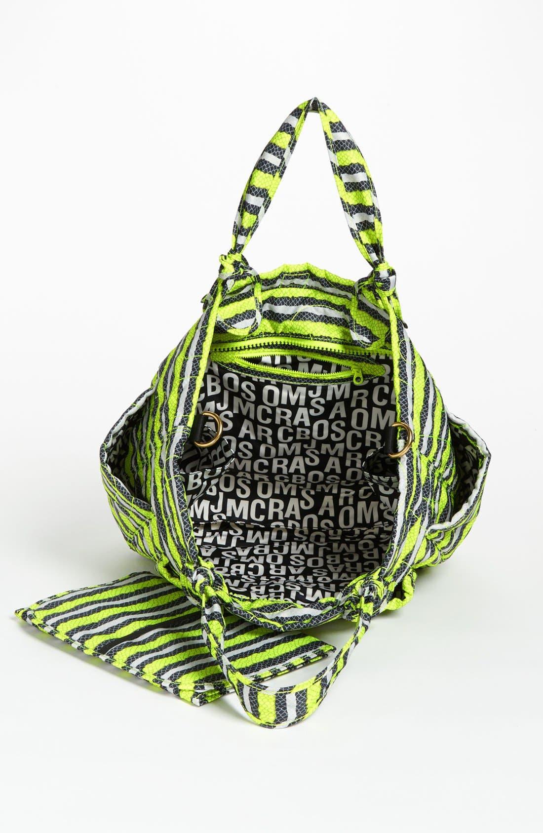 Alternate Image 3  - MARC BY MARC JACOBS 'Pretty Nylon Eliz-A-Baby - Anemone' Diaper Bag