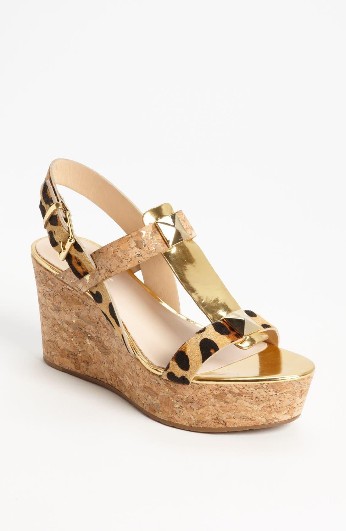 Main Image - kate spade new york 'tegan' sandal