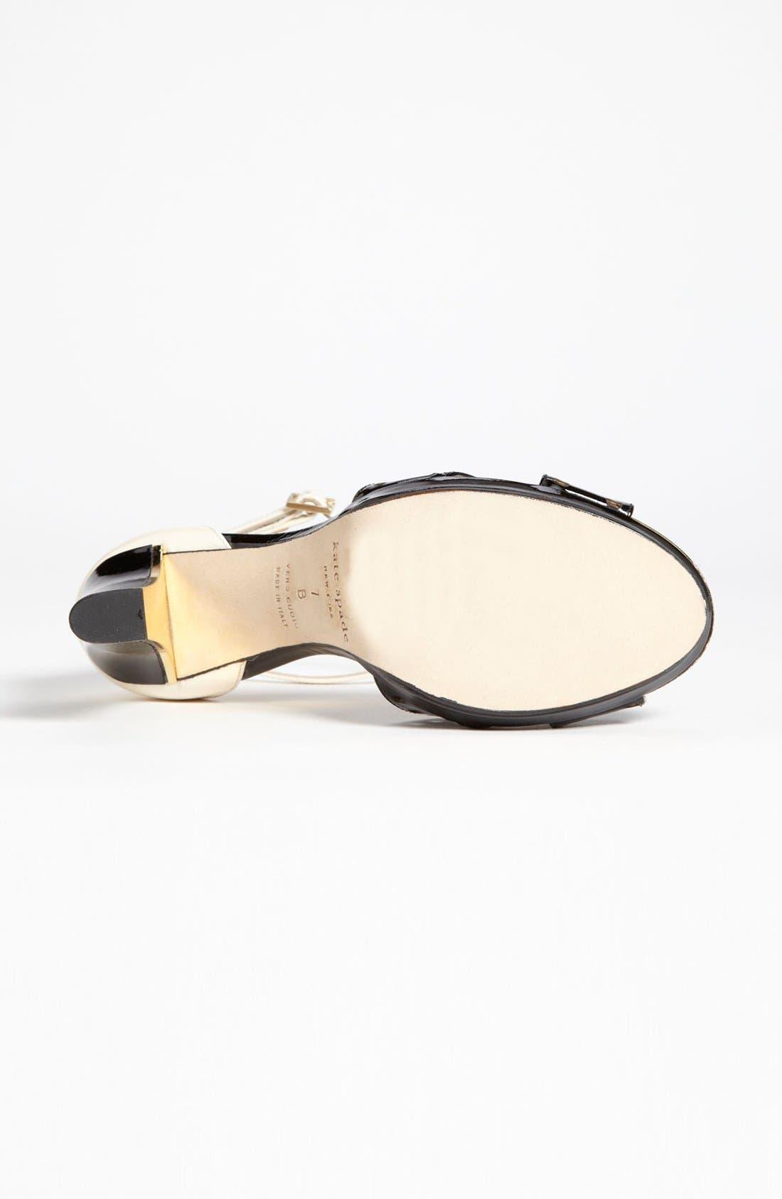 Alternate Image 4  - kate spade new york 'fresia' sandal