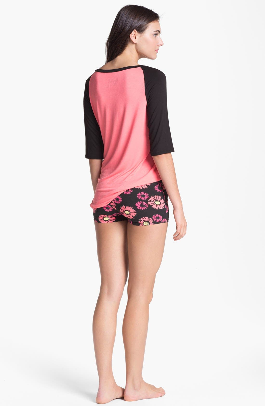 Alternate Image 4  - Make + Model 'Shorty' Shorts