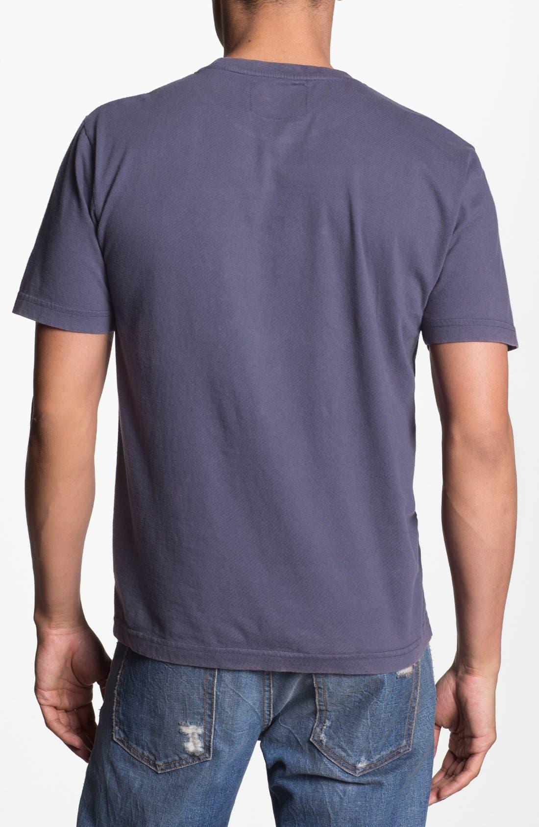 Alternate Image 2  - Red Jacket 'Beavers - Deadringer' T-Shirt