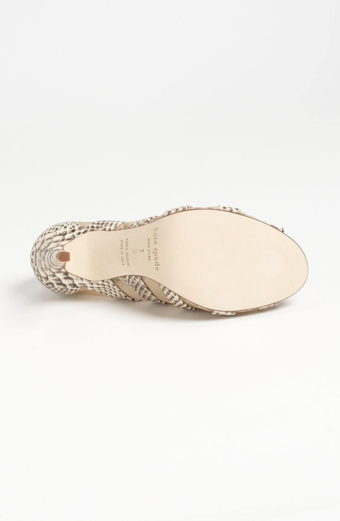 Alternate Image 4  - kate spade new york 'iver' sandal