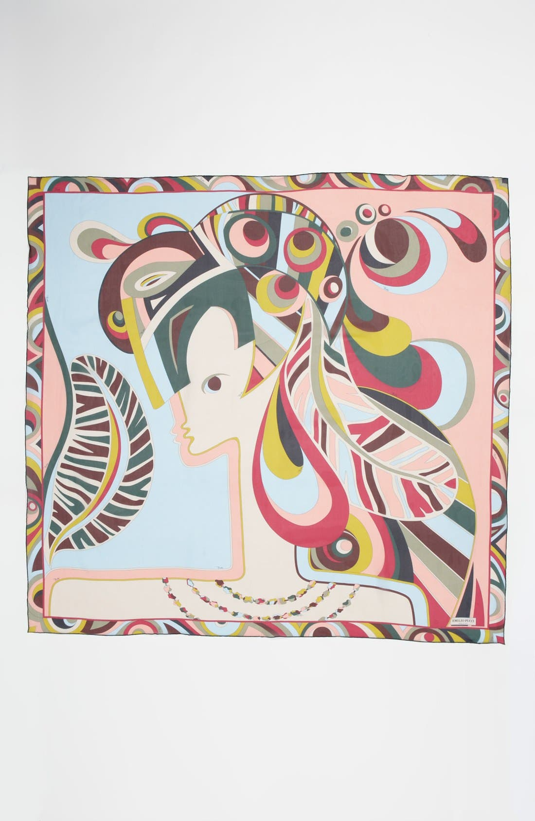 Alternate Image 2  - Emilio Pucci 'One Profile Timeless' Silk Scarf