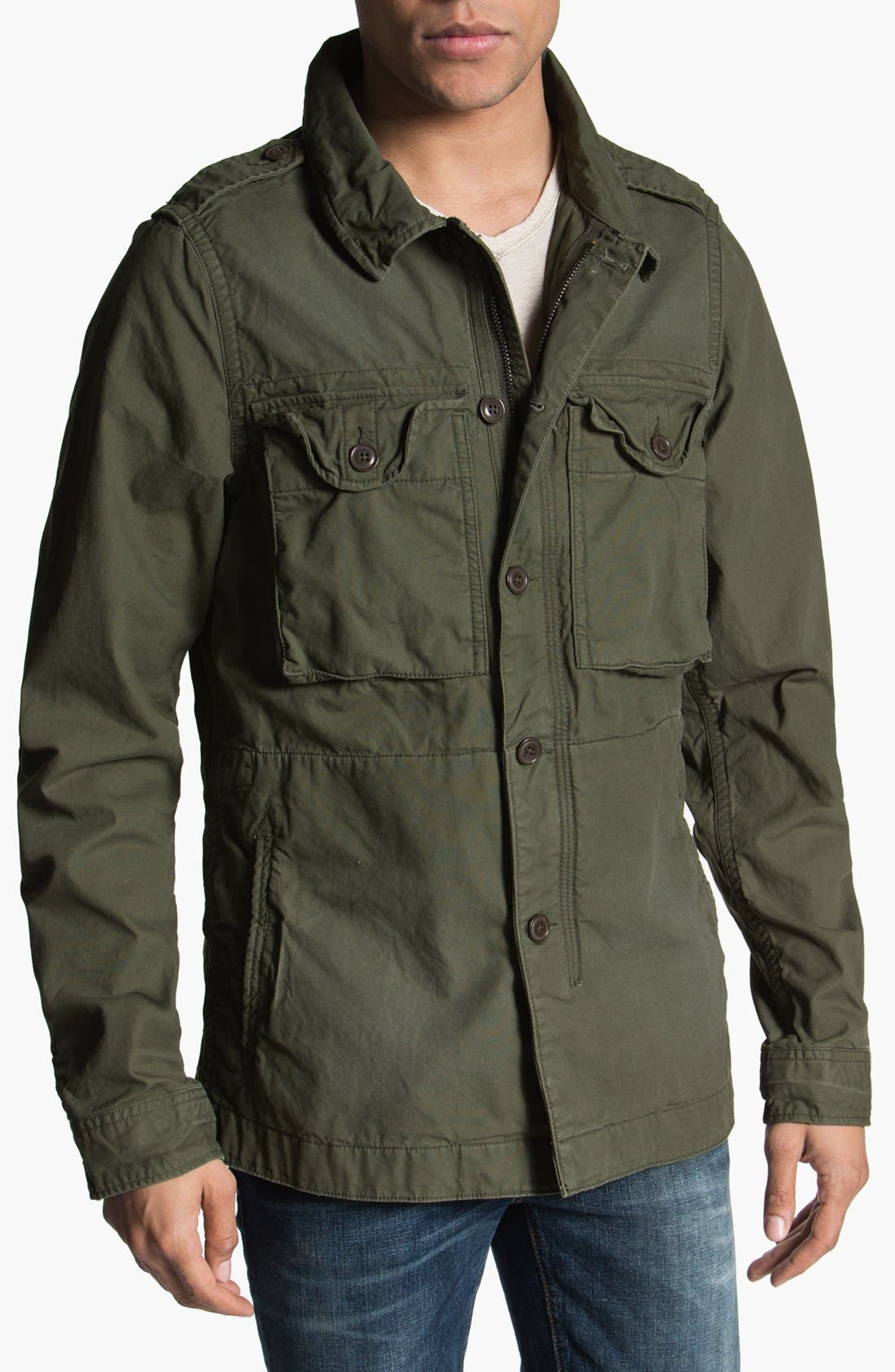 Alternate Image 1 Selected - Relwen Canvas Field Jacket