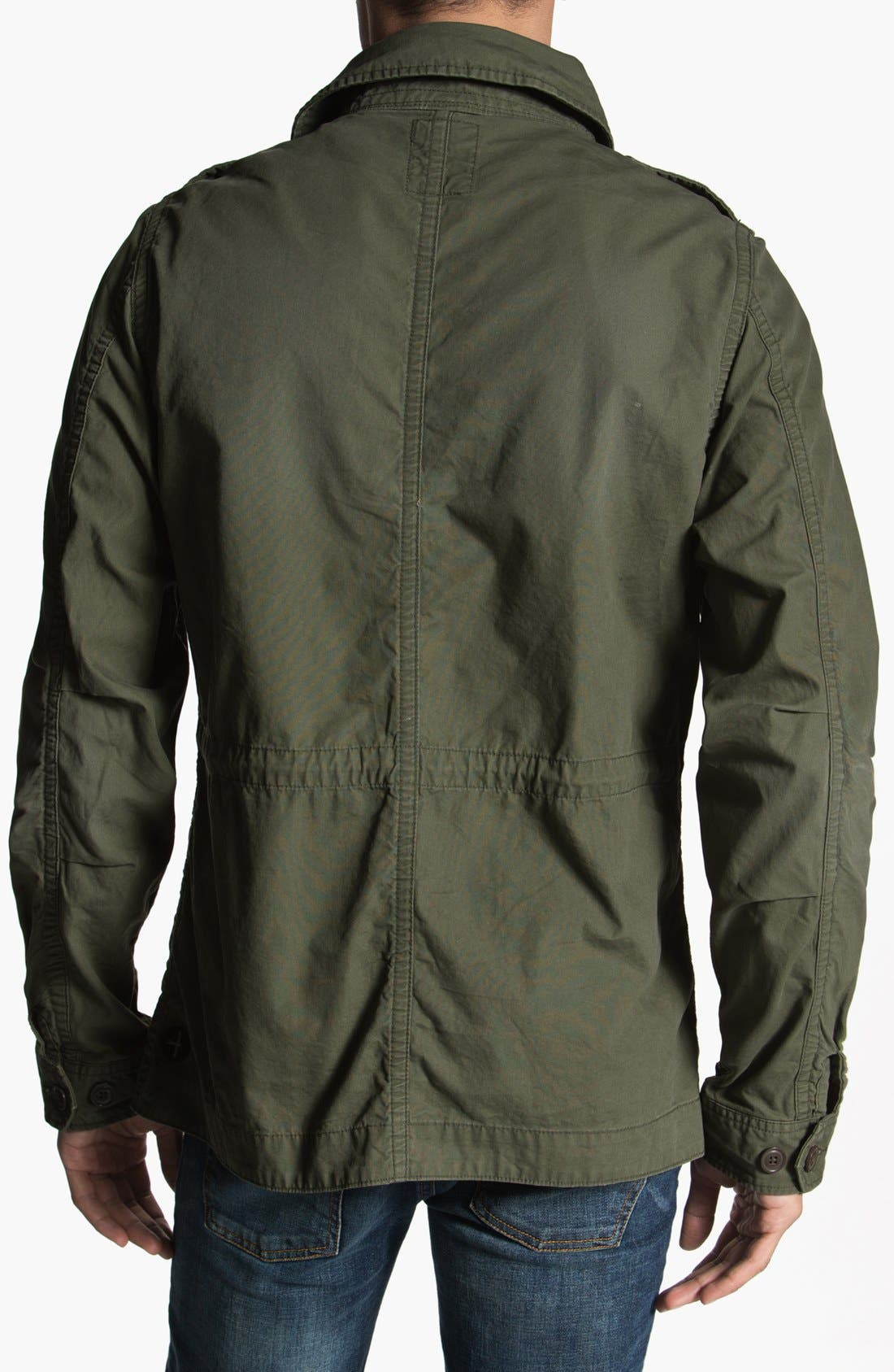 Alternate Image 2  - Relwen Canvas Field Jacket