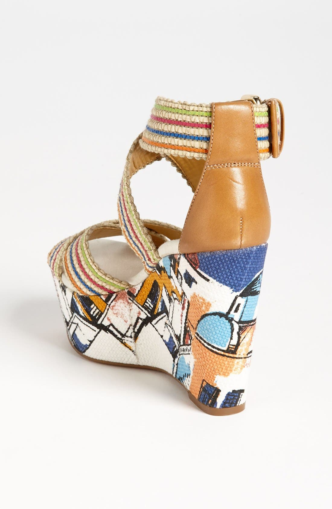 Alternate Image 2  - Nine West 'Mitchell' Wedge Sandal
