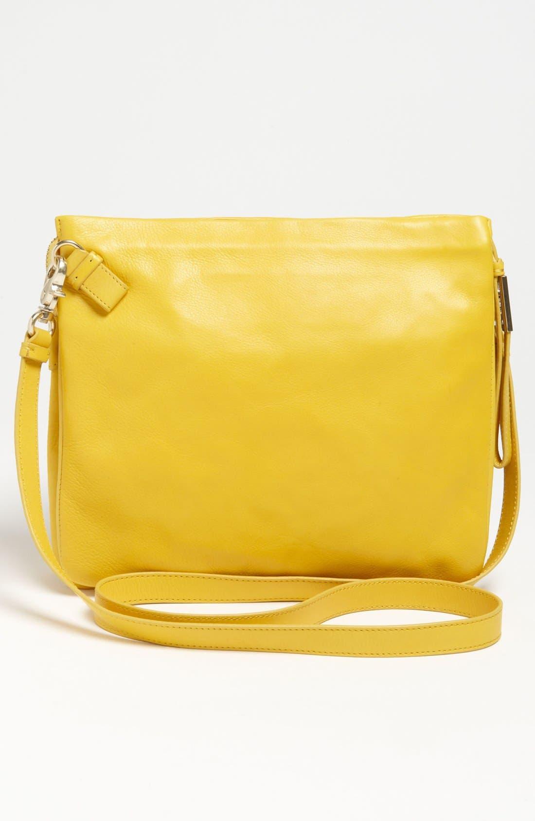 Alternate Image 4  - Foley + Corinna 'iPad Cache' Leather Crossbody Bag