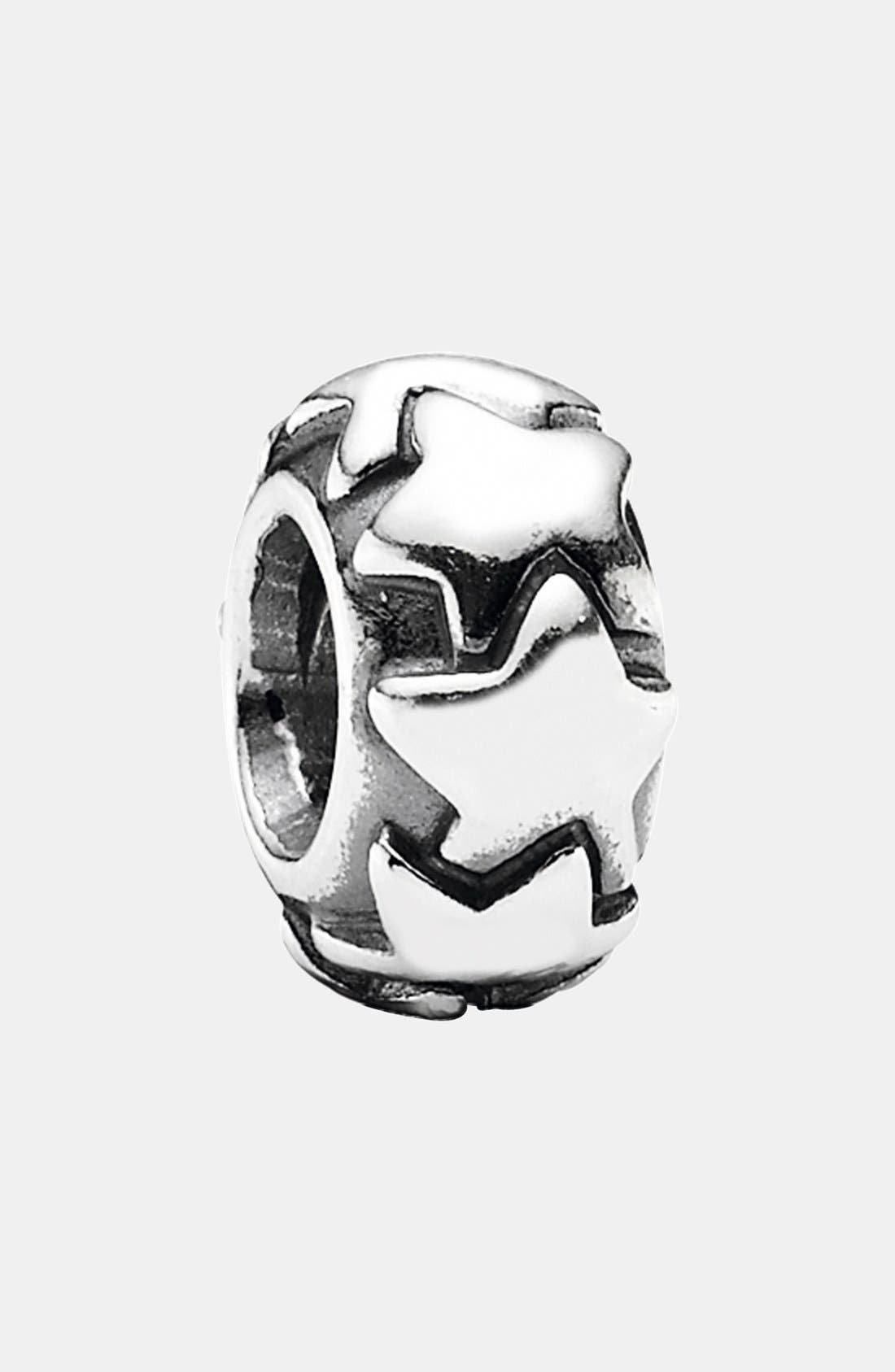 Alternate Image 1 Selected - PANDORA 'Shooting Star' Spacer Charm