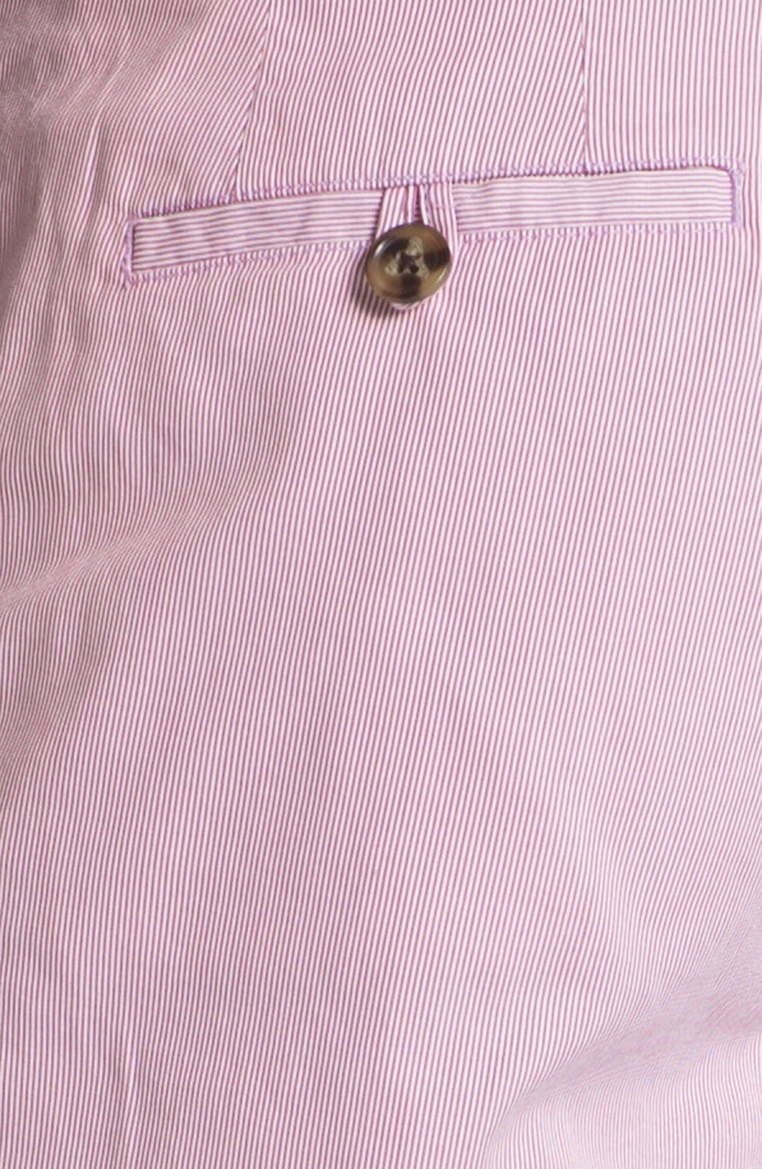 Alternate Image 3  - Peter Millar Pinwale Corduroy Shorts
