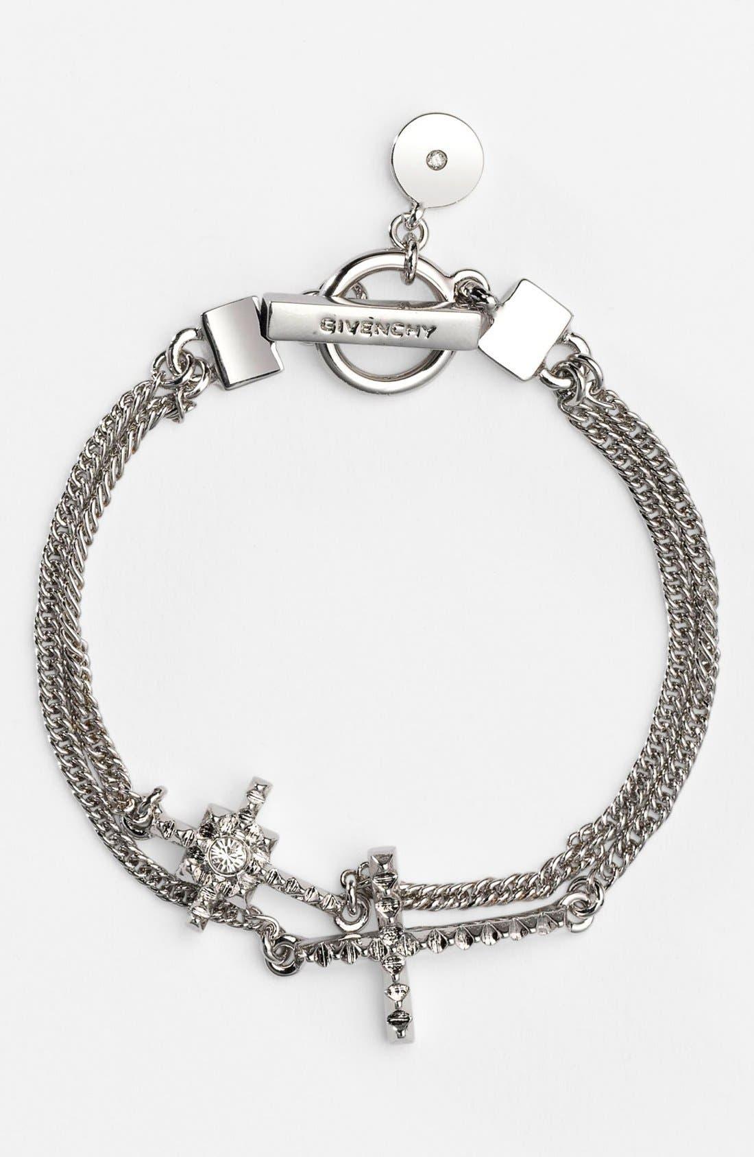 Alternate Image 1 Selected - Givenchy Link Bracelet