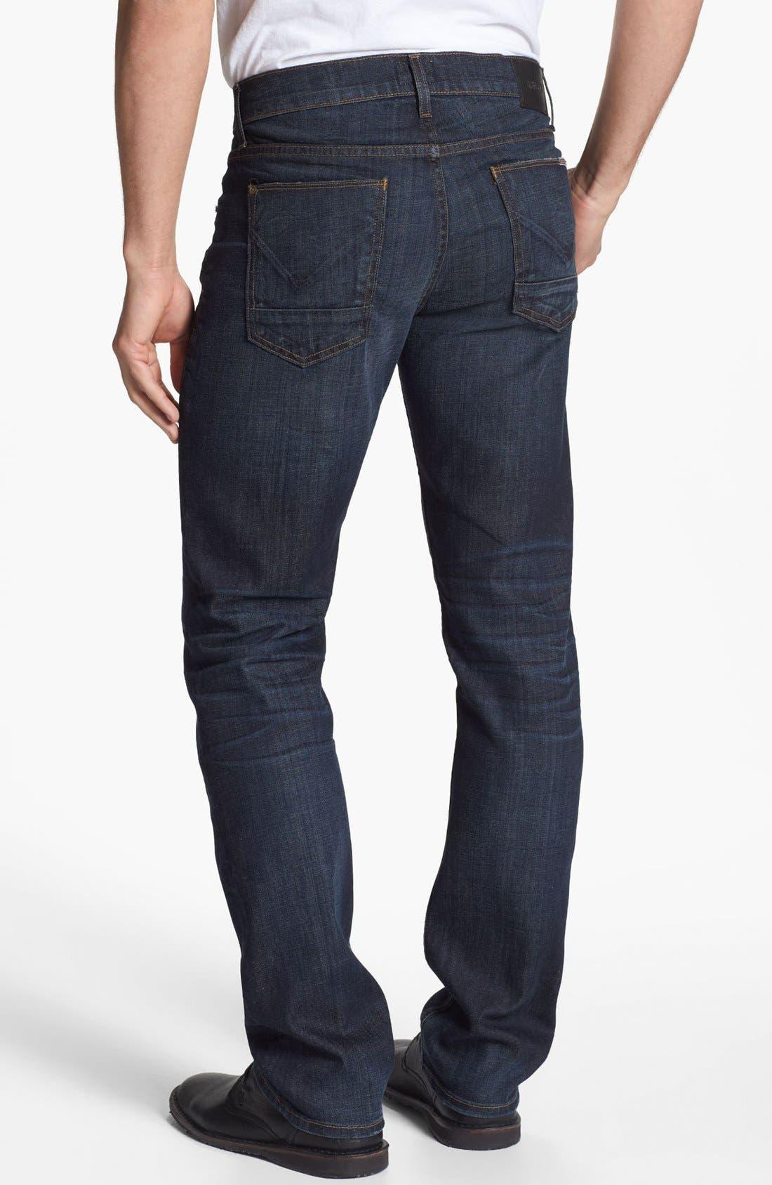 Alternate Image 1 Selected - Hudson Jeans 'Byron' Straight Leg Jeans (Sullivan)