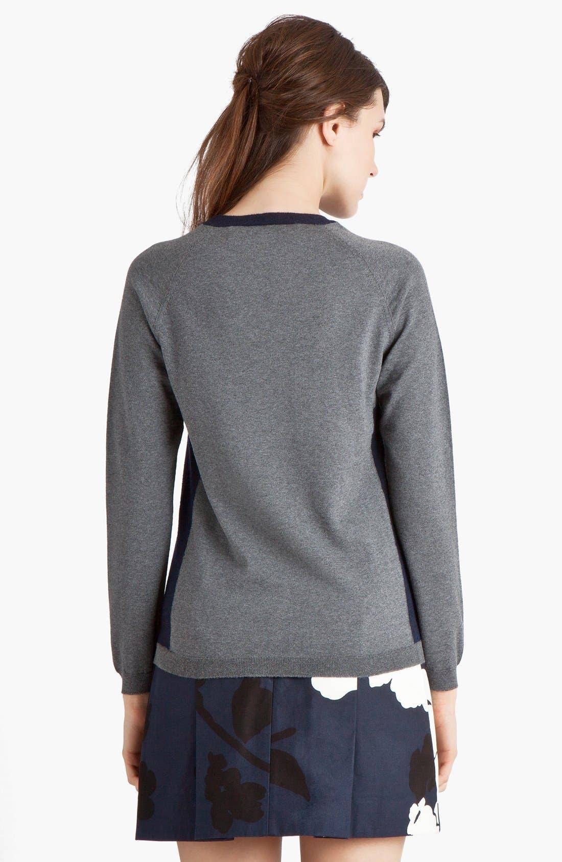 Alternate Image 2  - Marni Contrast Side Panel Sweater