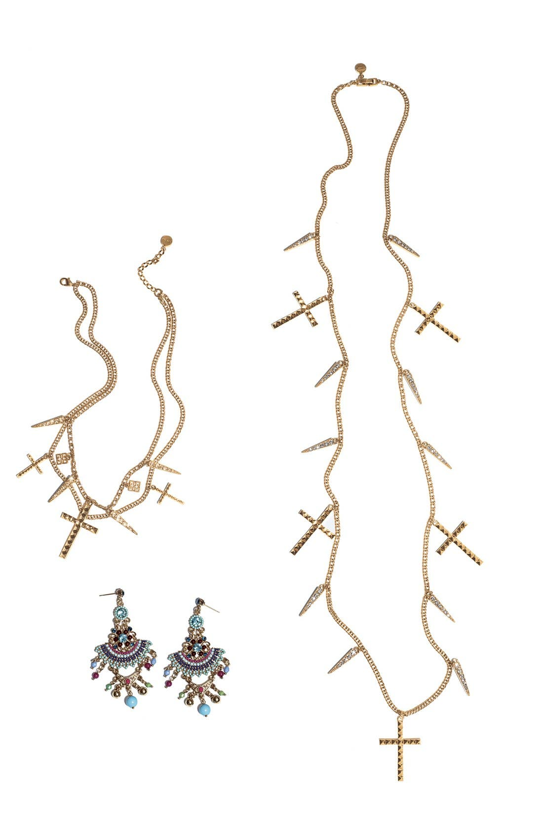 Alternate Image 3  - Givenchy Long Station Necklace
