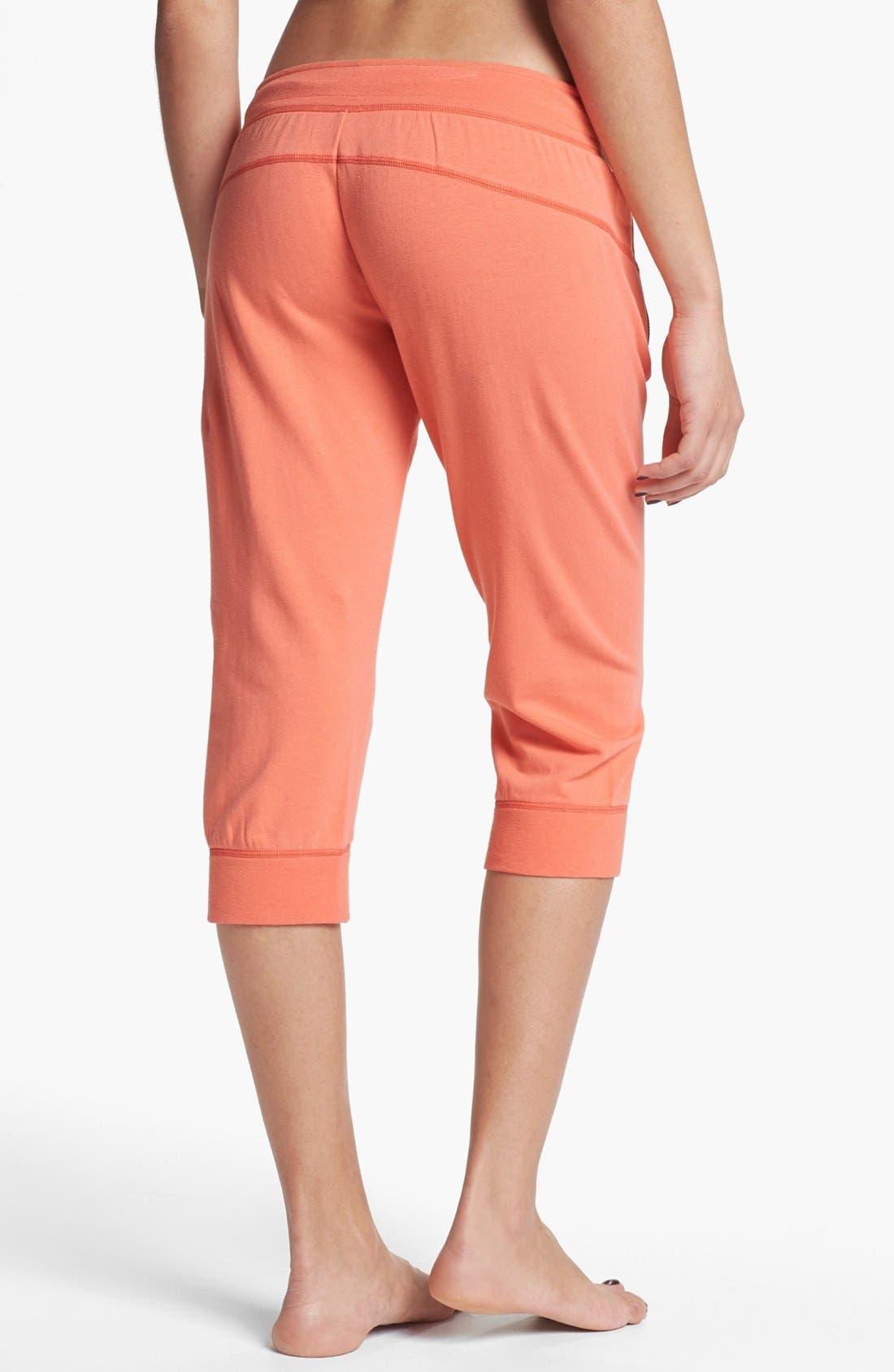 Alternate Image 2  - Unit-Y Capri Sweatpants