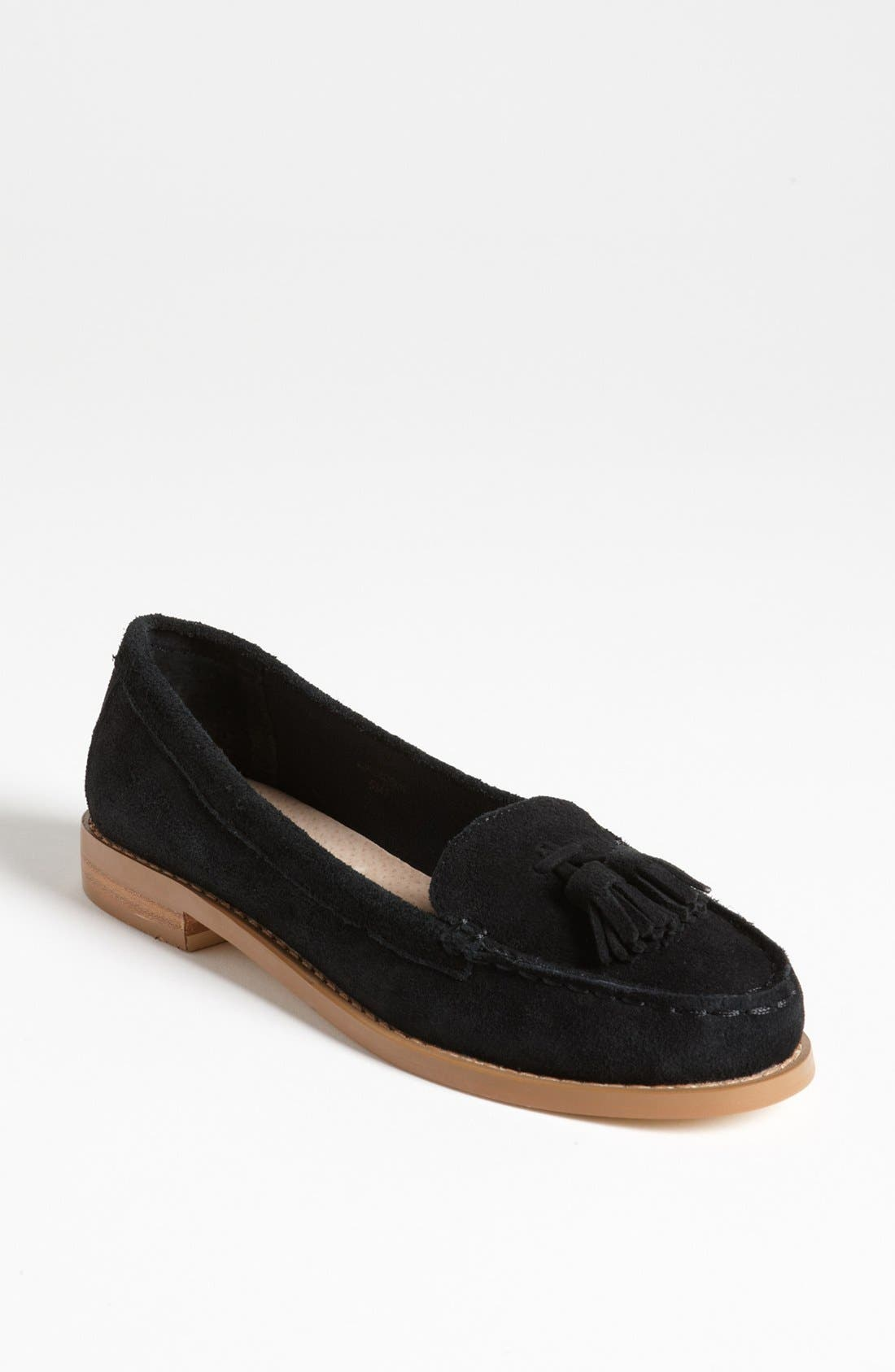 Main Image - Topshop 'Monument2' Tassel Loafer