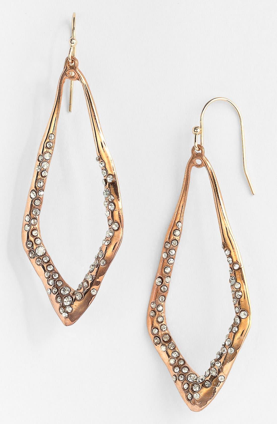 Alternate Image 1 Selected - Alexis Bittar 'Miss Havisham' Open Drop Earrings (Nordstrom Exclusive)