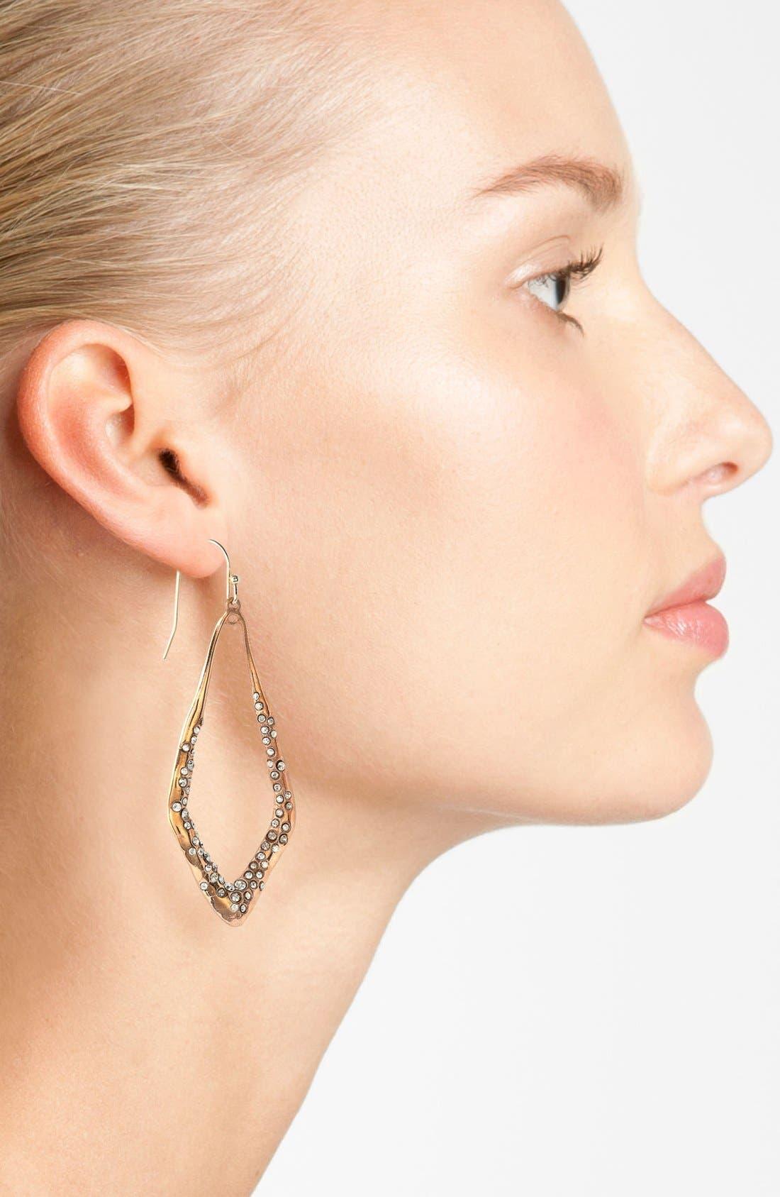 Alternate Image 2  - Alexis Bittar 'Miss Havisham' Open Drop Earrings (Nordstrom Exclusive)