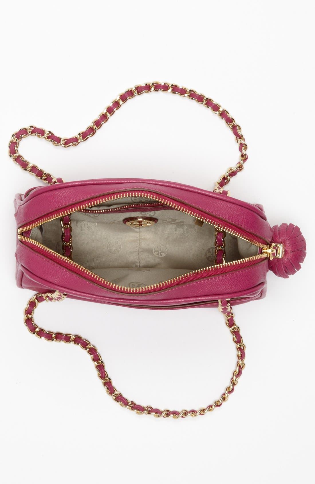 Alternate Image 4  - Tory Burch 'Thea' Leather Crossbody Bag